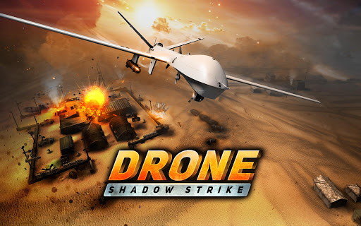 Drone Shadow Strike 1.5.02 screenshots 9