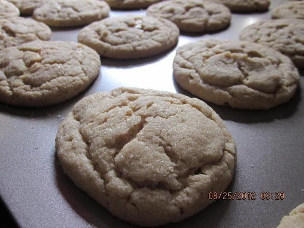 Grandma's Best Peanut Butter Cookies Recipe