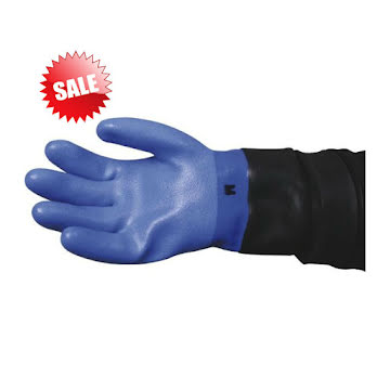GLOVES DRY NORDIC BLUE CONICAL