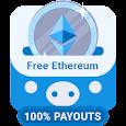 Ethereum Mining – Free ETH Faucet apk