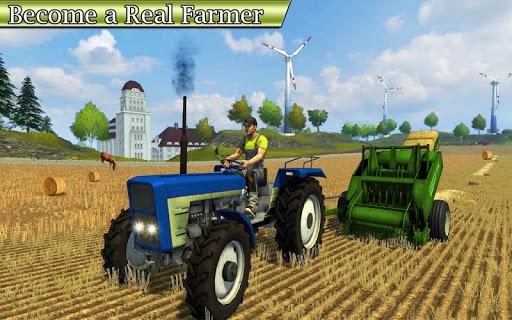 Drive Farming Tractor Cargo Simulator ud83dude9c 1.1 screenshots 1