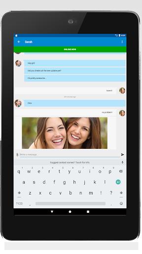 Nearby - Chat, Meet, Friend screenshot