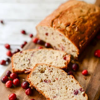 Cranberry Nut Quick Bread.
