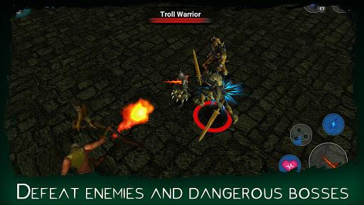 The Dark Book: RPG Offline 2.4.61 screenshots 11