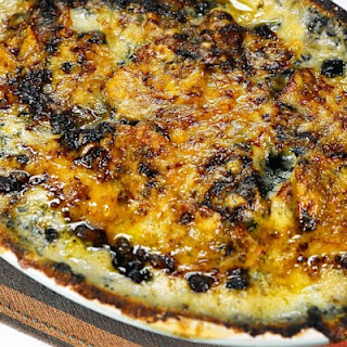 Creamed Spinach Potato Gratin
