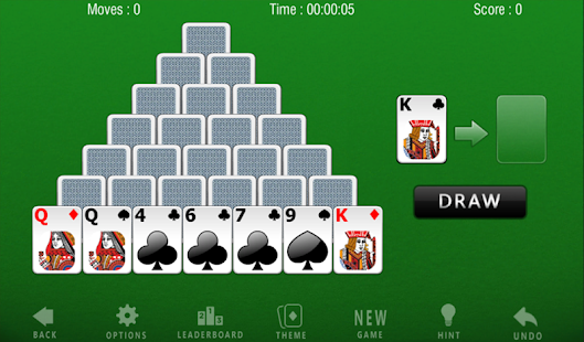 PYRAMID SOLITAIRE - Apps on Google Play