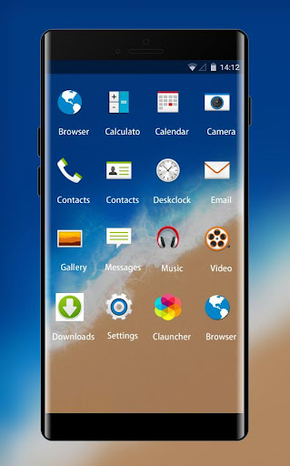 Theme for HTC Desire 626 HD 2.0.50 screenshots 2