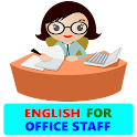 English For Office Staff icon
