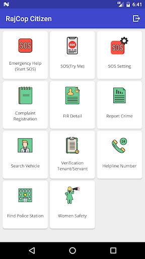 RajCop Citizen screenshot 4