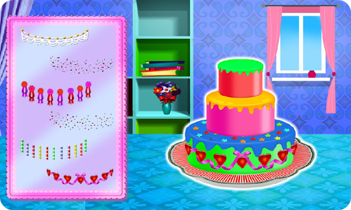 Yummy Birthday Cake Decorating for PC