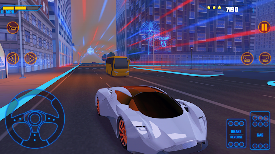 Concept Car Driving Simulator- screenshot thumbnail