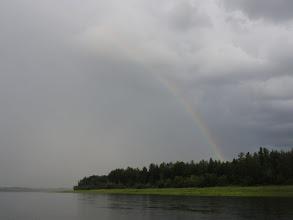 Photo: Радуга после дождя.
