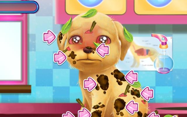 Cute Puppy Rescue Game
