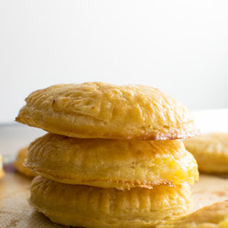 Fresh Lemon Hand Pies