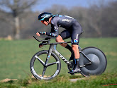 Deense renner die gisteren nog vijfde werd in de tijdrit, gaat niet meer van start in Parijs-Nice