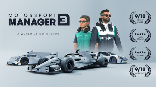 Motorsport Manager Mobile 3 1.1.0 de.gamequotes.net 2