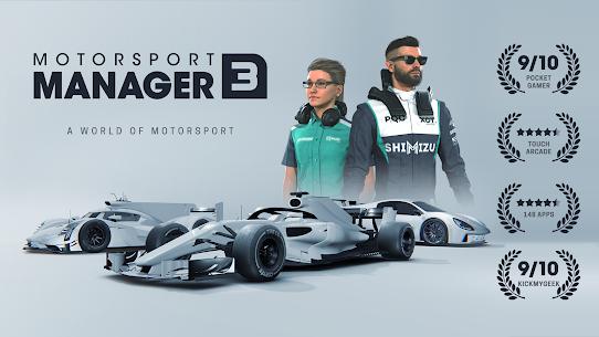 Motorsport Manager Mobile 3 APK 2