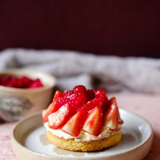 Summer Fruit Tarts