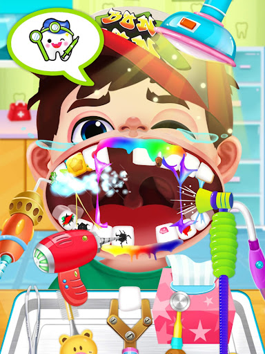 Dentista loco  - doctor kids  trampa 8