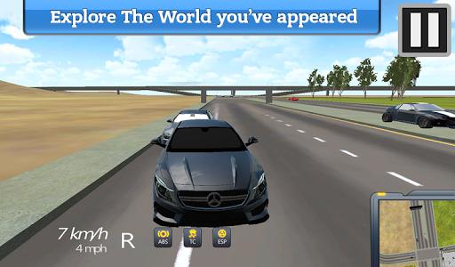 Athlete Driving Simulator