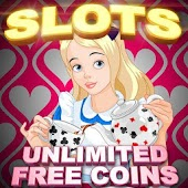 Alice Looking Glass Loot Slots