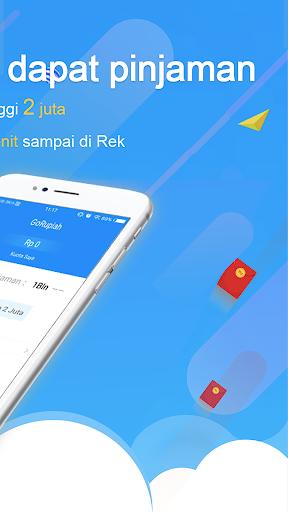 GoRupiah-Pinjaman Dana Uang  screenshots 2