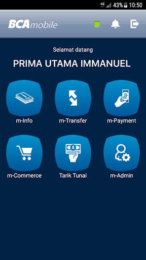 BCA mobile 1.5.4 screenshots 2