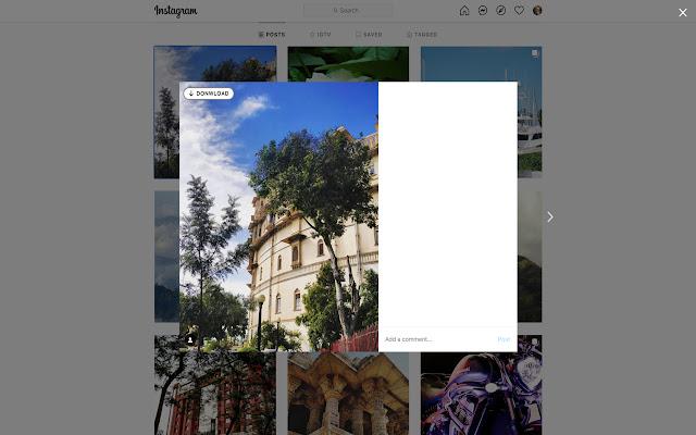 Instagram Content Downloader