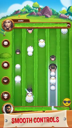 Sheep Fight- Free fond d'écran 2