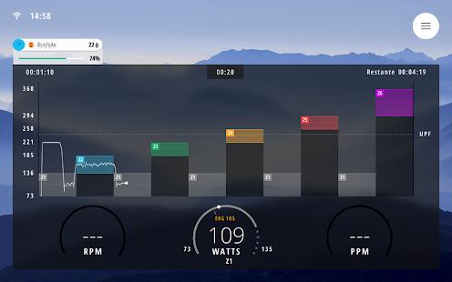 Bkool Simulator - náhled