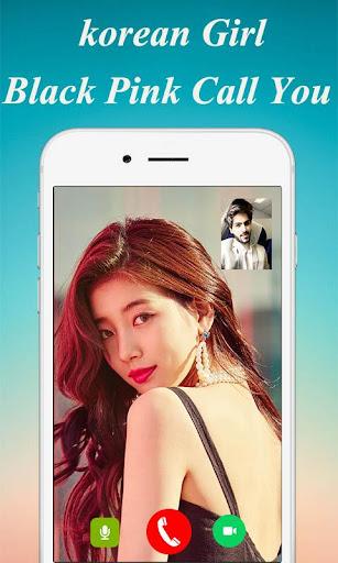 korean girls fake  video call screenshot 1