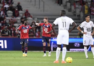 Ligue 1 : Lille et Rennes se neutralisent, Angers s'impose à Dijon