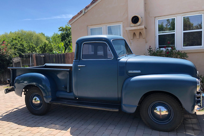 1947 Chevy Truck Hire CA