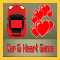 Car & Heart Game icon