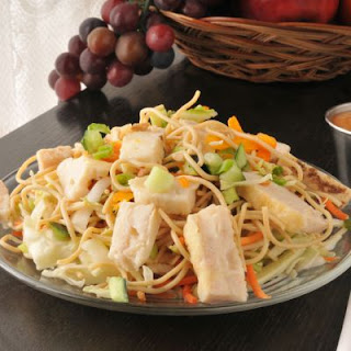 Oriental Chicken Salad That Tastes Just Like Applebee's