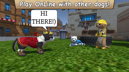 Dog Simulator - Animal Life filehippodl screenshot 3