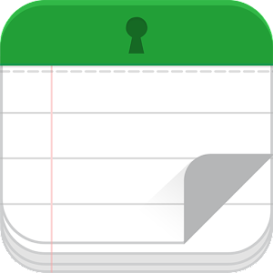 Secure Notes - Note pad App icon
