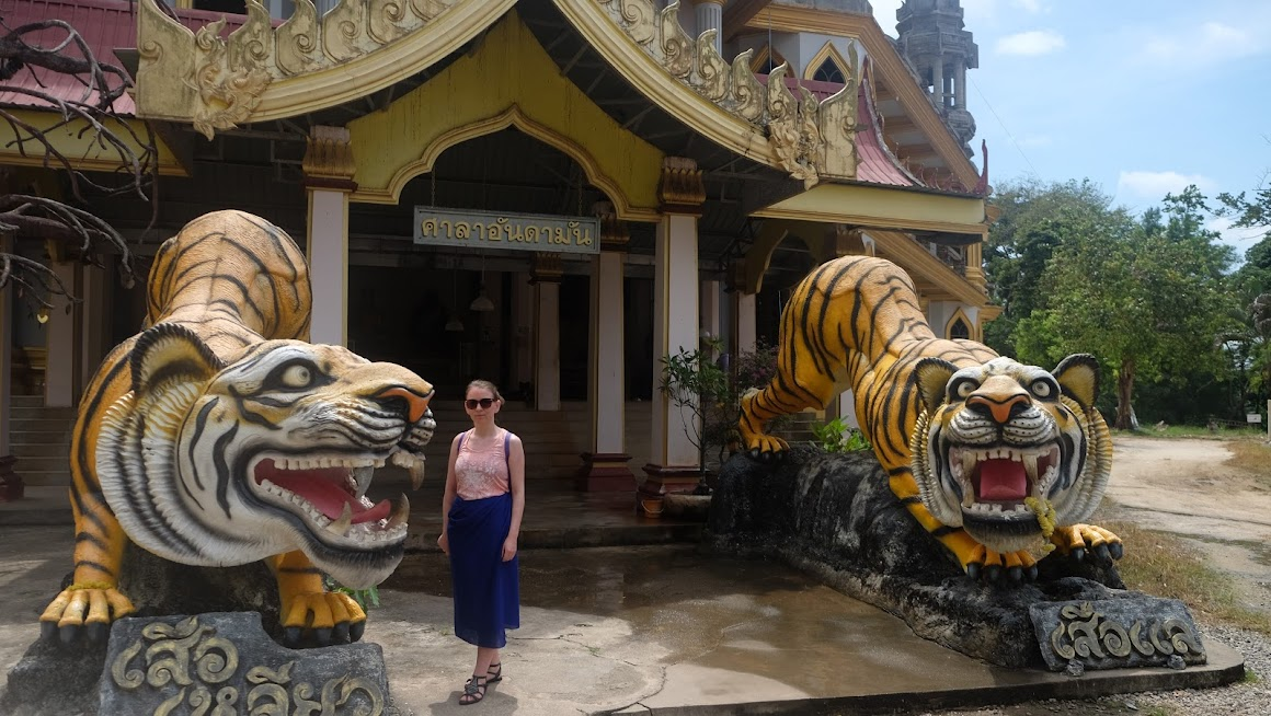 Krabi, Świątynia Tygrysa