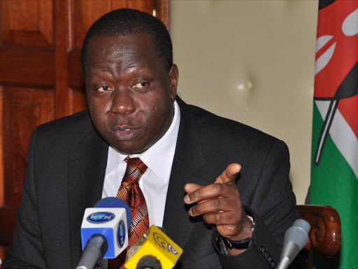 No extension to e-passport deadline — Matiang'i