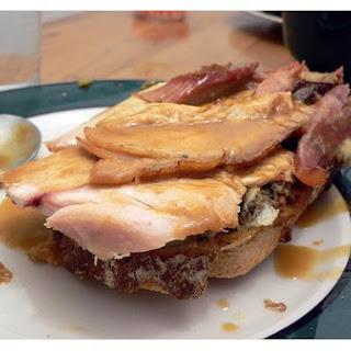 Muffuletta Sandwich.