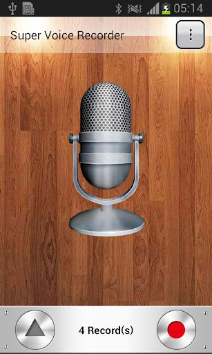 Voice Recorder 1.4.10 screenshots 1
