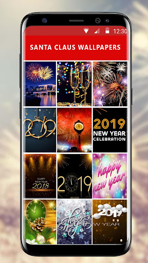 New Year Wallpaper 2019 ud83cudf89 Happy New Year GIF 2019 1.1 screenshots 1