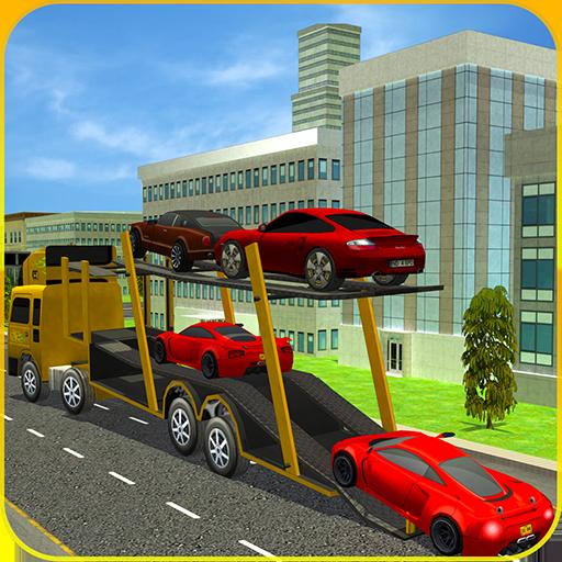 Real Car Transport Truck 2016 模擬 App LOGO-APP試玩