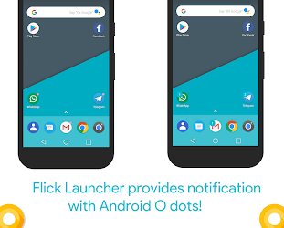 Flick Launcher 0.2.0 build 205 [Pro Unlocked] Cracked Apk 2