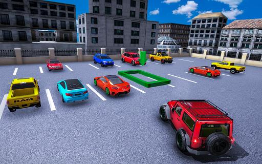 In Car Parking Games u2013 Prado New Driving Game 1.3 screenshots 2