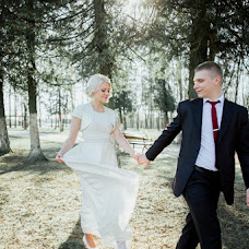 Wedding photographer Egor Ganevich (Egorphotoair). Photo of 10.04.2018