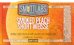 Smuttynose Smoked Peach Short Weisse