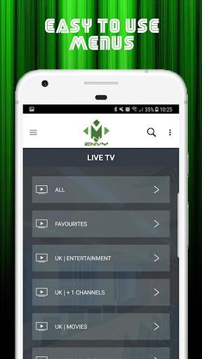 Envy Smart TV 1.1 screenshots 2