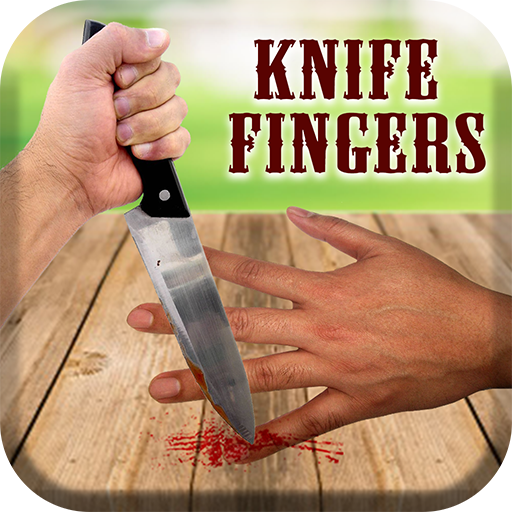 Knife And Fingers 3D