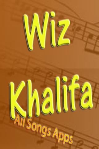 All Songs of Wiz Khalifa